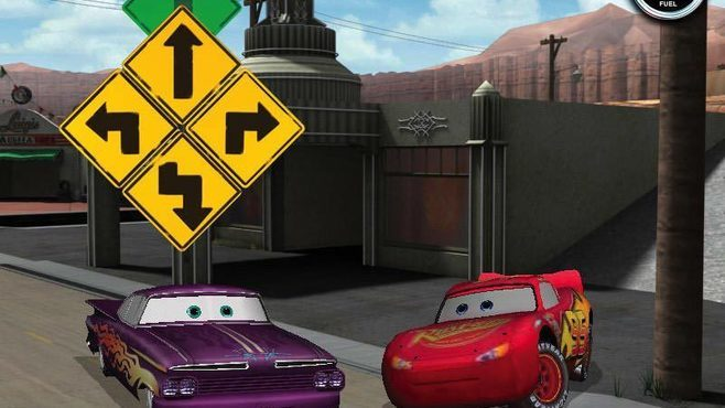 Disney Pixar Cars: Radiator Springs Adventures Screenshot 4