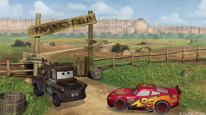 Disney Pixar Cars: Radiator Springs Adventures Screenshot 5