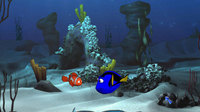 Disney Pixar Finding Nemo Screenshot 2