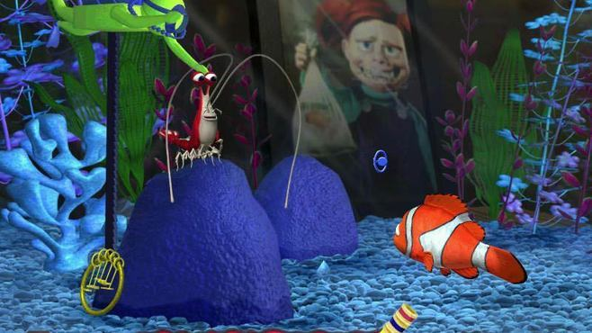 Disney Pixar Finding Nemo Screenshot 4