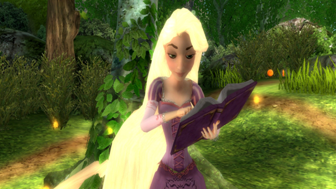 Disney's Tangled Screenshot 2