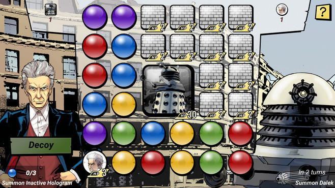 Doctor Who Infinity - 3 Stories Screenshot 9