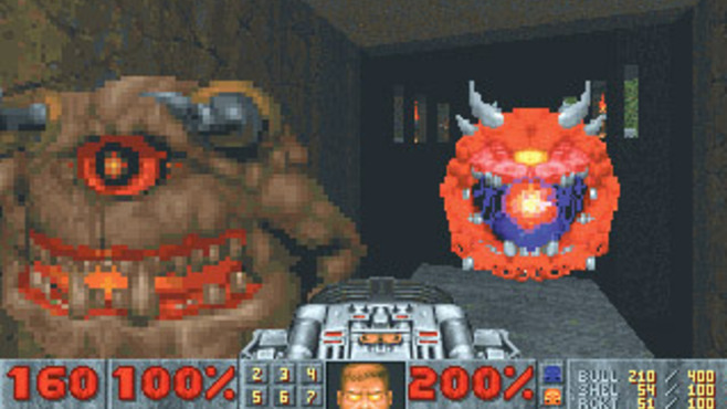 DOOM 2 Screenshot 1