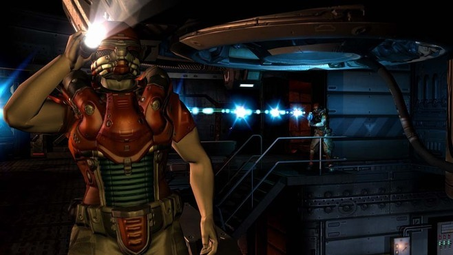 DOOM 3 Screenshot 1
