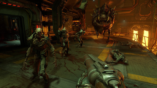 DOOM Screenshot 7