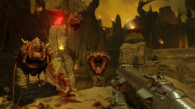 DOOM Screenshot 10