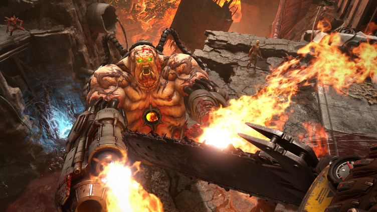 Doom Eternal Deluxe Edition Screenshot 5