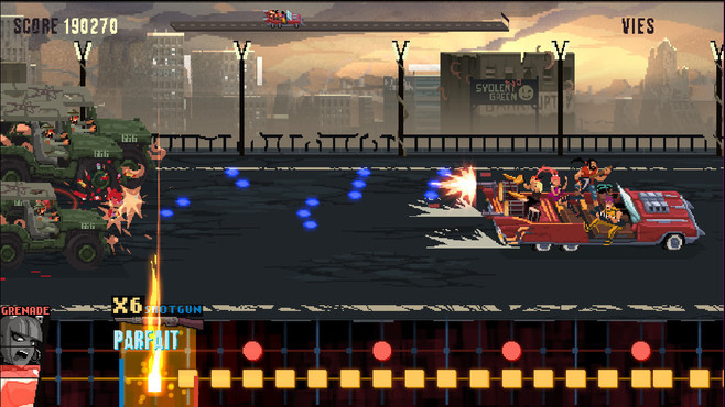 Double Kick Heroes Screenshot 4