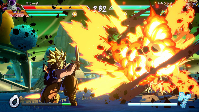 DRAGON BALL FighterZ Screenshot 2