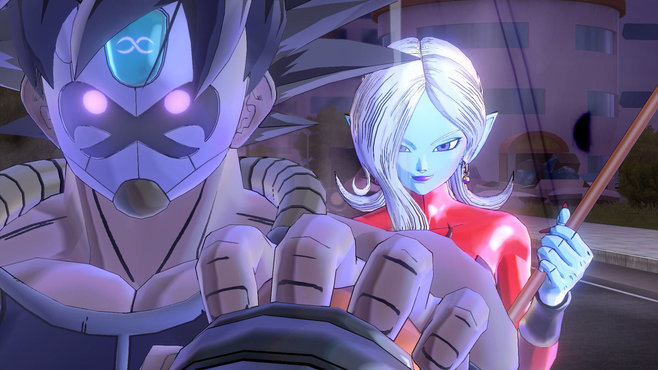 DRAGON BALL XENOVERSE 2 Super Pass Screenshot 1