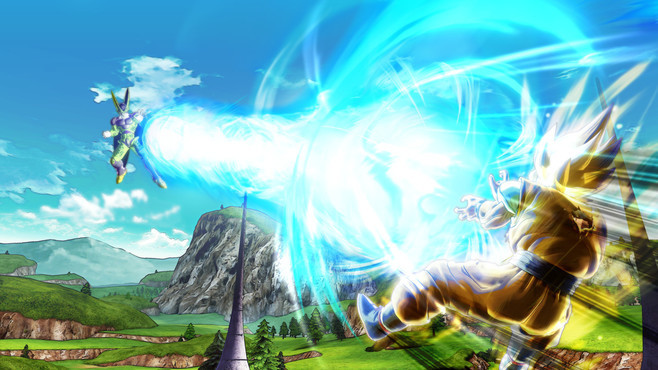DRAGON BALL XENOVERSE Screenshot 4
