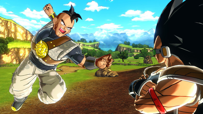 DRAGON BALL XENOVERSE Screenshot 9