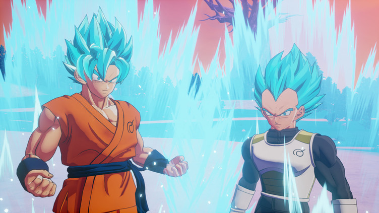 DRAGON BALL Z: KAKAROT - A NEW POWER AWAKENS SET Screenshot 1