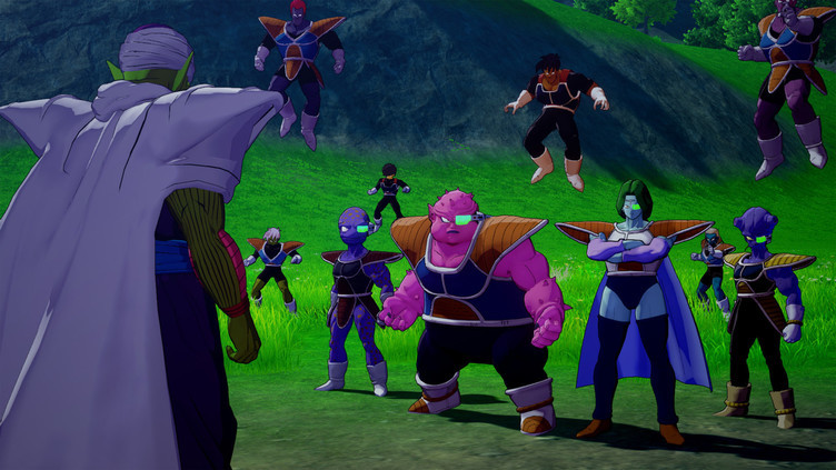 DRAGON BALL Z: KAKAROT - A NEW POWER AWAKENS SET Screenshot 2