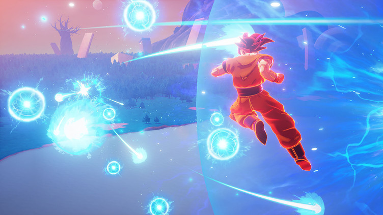 DRAGON BALL Z: KAKAROT - A NEW POWER AWAKENS SET Screenshot 4
