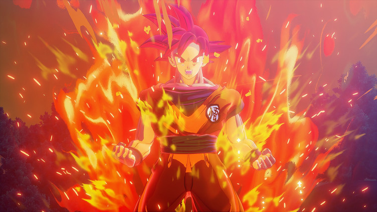 DRAGON BALL Z: KAKAROT - A NEW POWER AWAKENS SET Screenshot 5