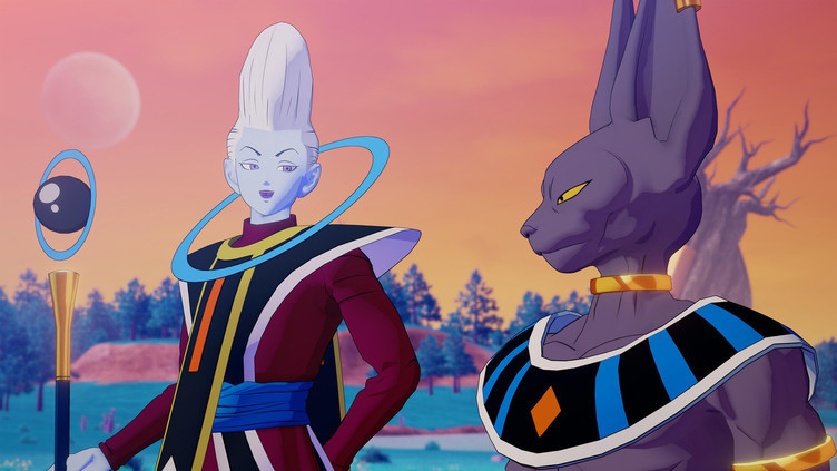 DRAGON BALL Z: KAKAROT - A NEW POWER AWAKENS SET Screenshot 6