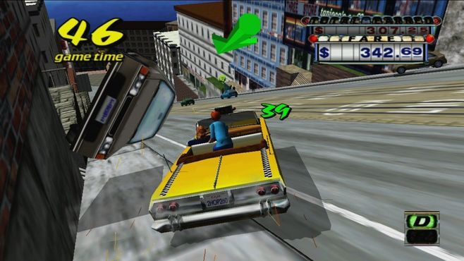 Dreamcast Collection Screenshot 6