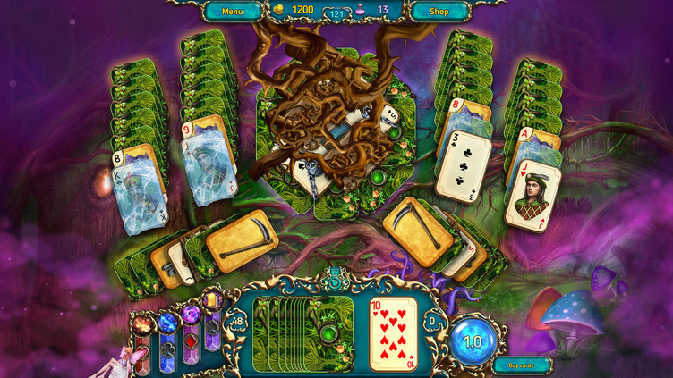 Dreamland Solitaire: Dark Prophecy Screenshot 4