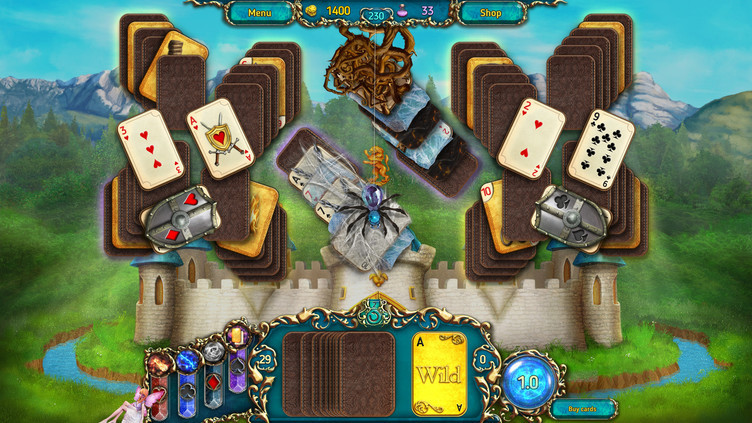 Dreamland Solitaire: Dark Prophecy Screenshot 8