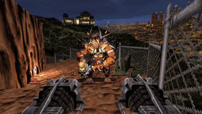 Duke Nukem 3D: 20th Anniversary World Tour Screenshot 2