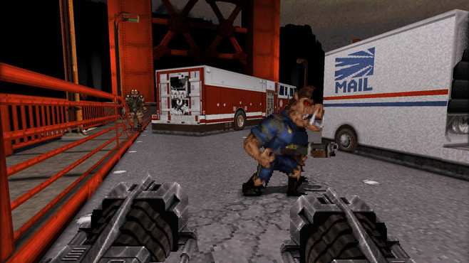 Duke Nukem 3D: 20th Anniversary World Tour Screenshot 3