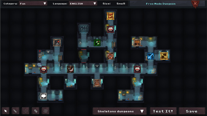 Dungeon Rushers Screenshot 4