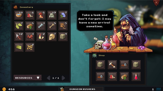 Dungeon Rushers Screenshot 7