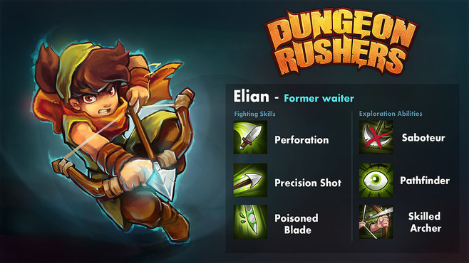 Dungeon Rushers Screenshot 8