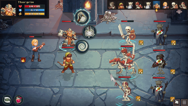 Dungeon Rushers Screenshot 11