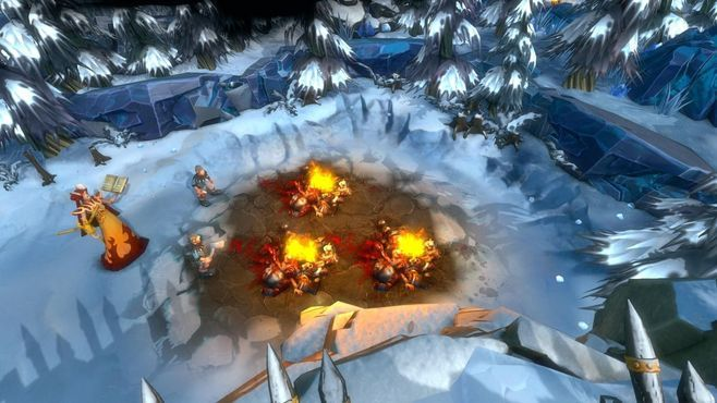 Dungeons 2 - A Game of Winter Screenshot 3