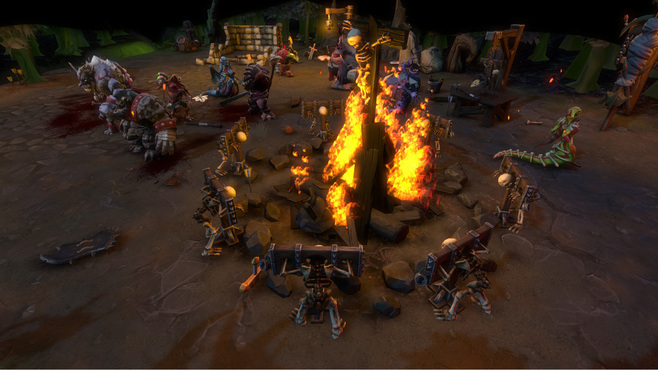 Dungeons 2 - A Song of Sand and Fire DLC Screenshot 1