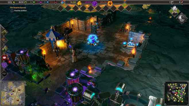 Dungeons 3: Clash of Gods Screenshot 5