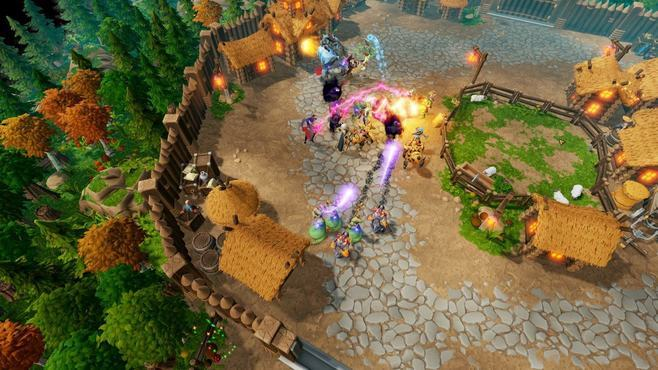 Dungeons 3: Once Upon A Time Screenshot 4