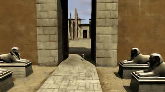 Egypt The Heliopolis Prophecy Screenshot 1