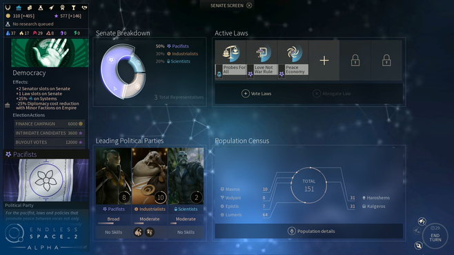 Endless Space 2 - Digital Deluxe Edition Screenshot 6