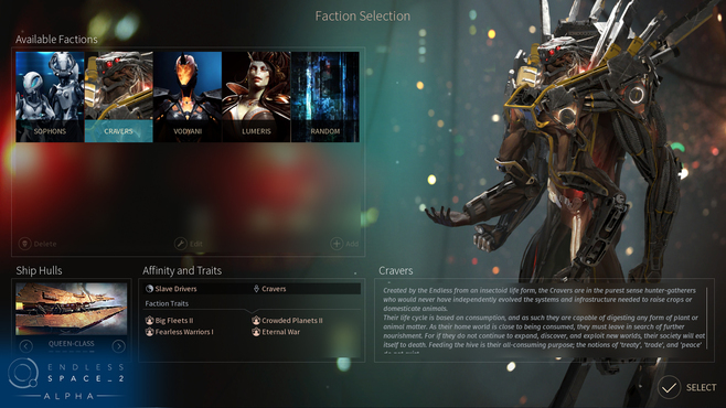 Endless Space 2 - Digital Deluxe Edition Screenshot 10