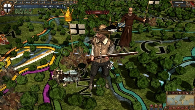 Europa Universalis IV: Evangelical Union Unit Pack Screenshot 7