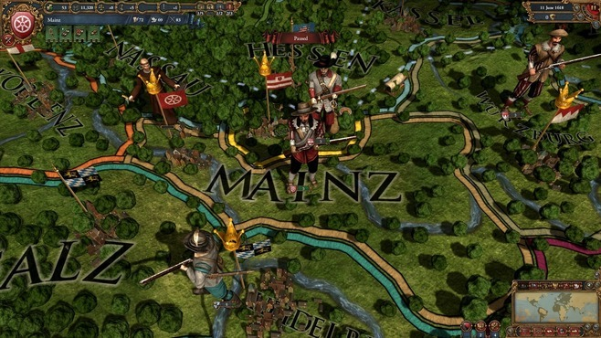 Europa Universalis IV: Evangelical Union Unit Pack Screenshot 8
