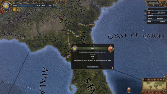 Europa Universalis IV: Collection Screenshot 2