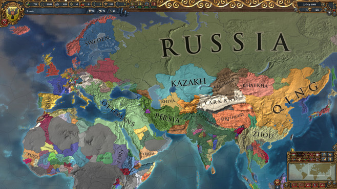 Europa Universalis IV: Collection Screenshot 19