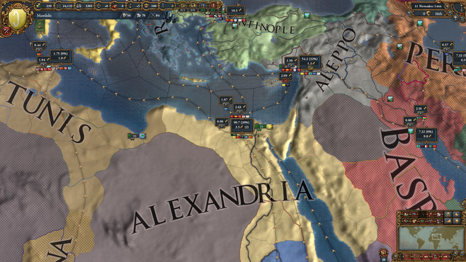 Europa Universalis IV: Collection Screenshot 28