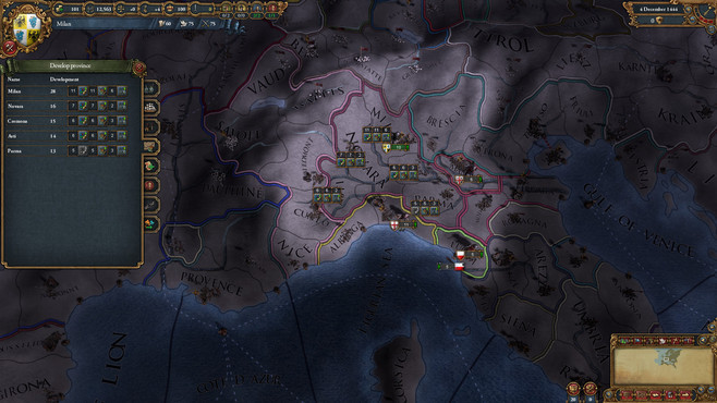 Europa Universalis IV: Common Sense Screenshot 2