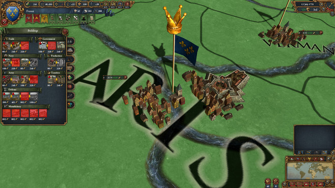 Europa Universalis IV: Common Sense Screenshot 3