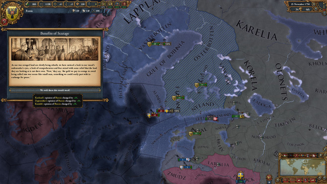 Europa Universalis IV: Common Sense Screenshot 5