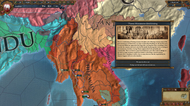 Europa Universalis IV: Common Sense Screenshot 7