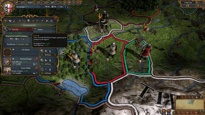Europa Universalis IV: Common Sense Screenshot 9