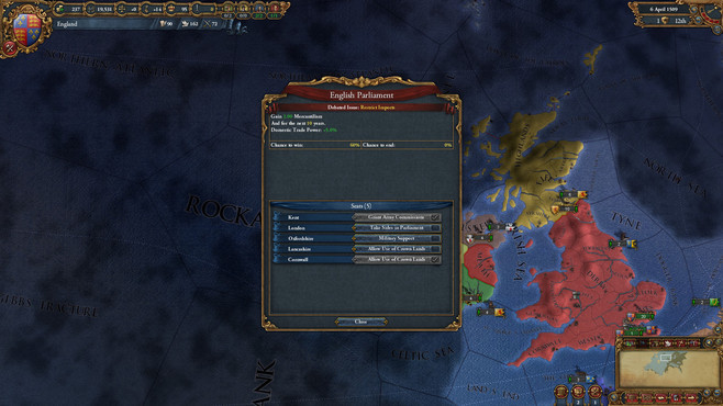 Europa Universalis IV: Sounds from the Community - Kairis Soundtrack Screenshot 4