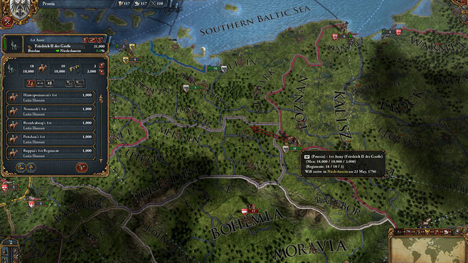 Europa Universalis IV Conquest Collection Screenshot 1