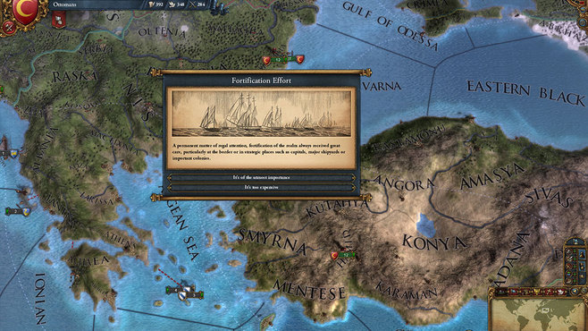 Europa Universalis IV: Conquest Collection Screenshot 2